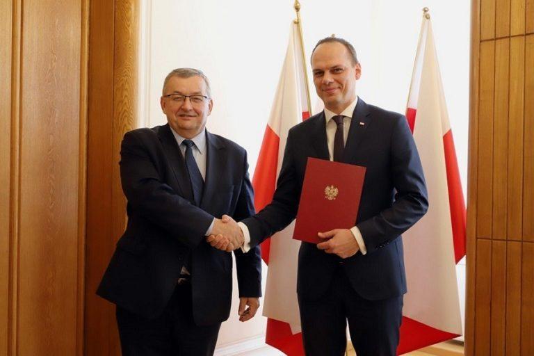 Rafał Weber – New Deputy Minister of Infrastructure