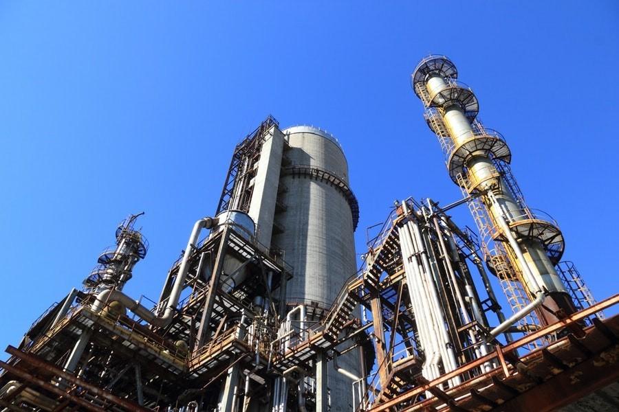 Budowla przemysłowa