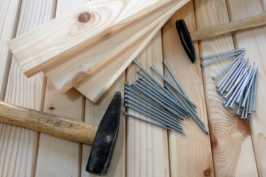 Drewniane materiały budowlane