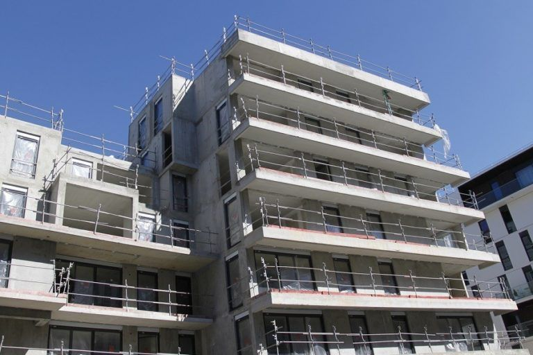 Almost one million new flats have been built in Poland since 2010