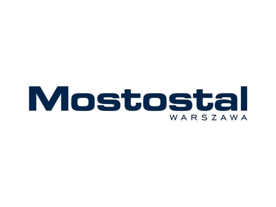 Logo Mostostal Warszawa