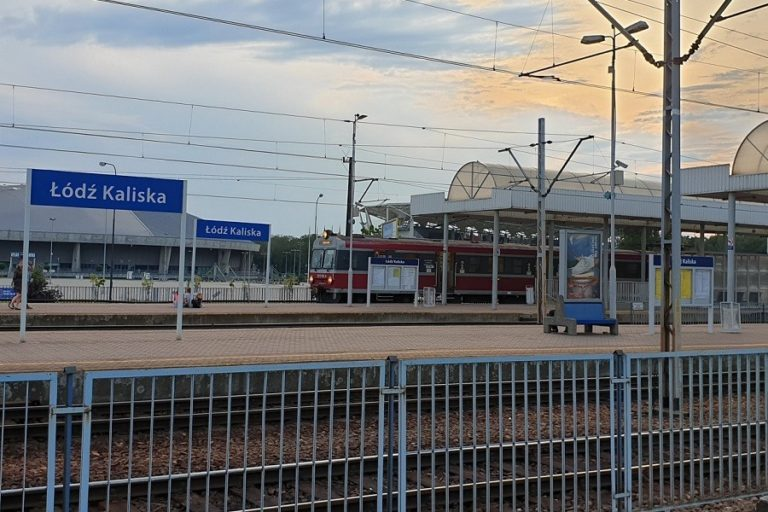 Torpol z kontraktem na przebudowę stacji Łódź Kaliska