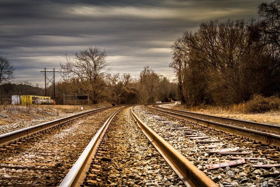 Nieużywana linia kolejowa