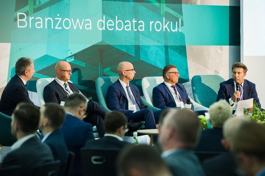 Uczestnicy IV FORUM PMR Budownictwo w Polsce 2020