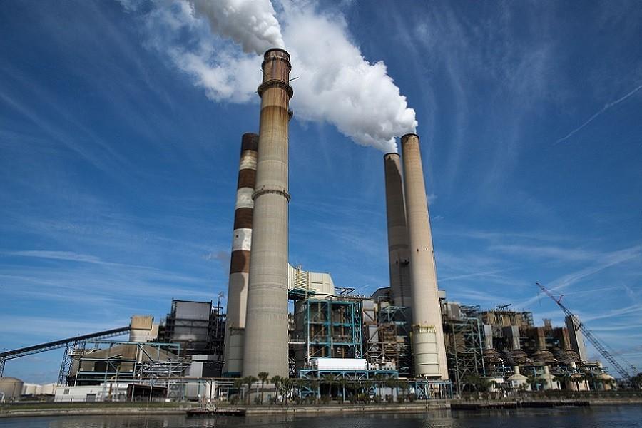 Elektrownia przemysłowa