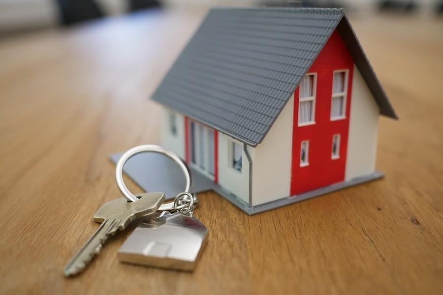domek z kluczem