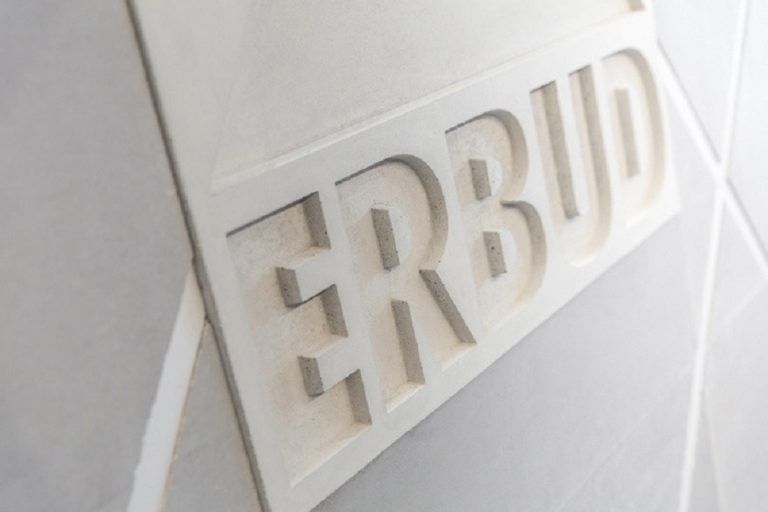 Changes in the management of Erbud