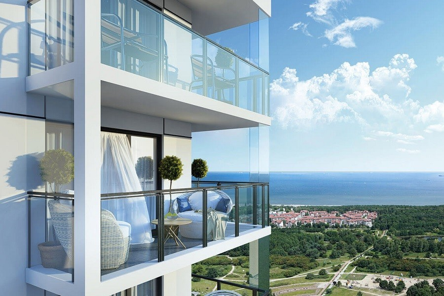 Osiedle Baltea Apartments Develia