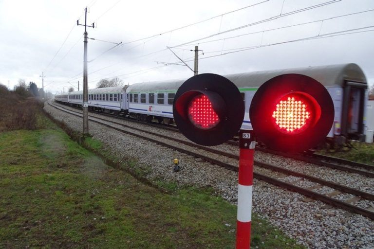 Safer at crossings in Warmia and Mazury