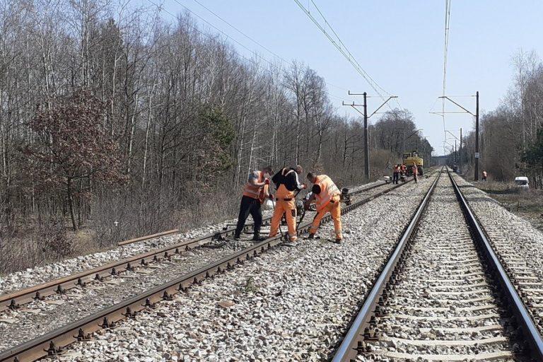 PLK zwiększają możliwości przewozów na południu Mazowsza