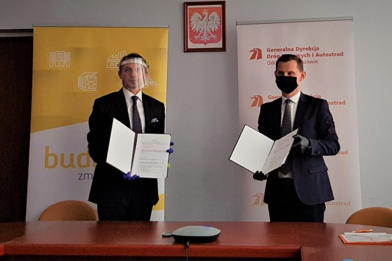 Budimex with a contract for the construction of S7 Modlin-Czosnow