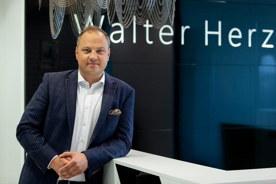 Bartłomiej Zagrodnik Walter Herz