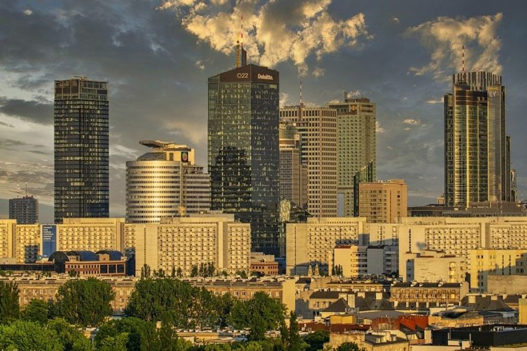 Warsaw office market resistant to pandemic
