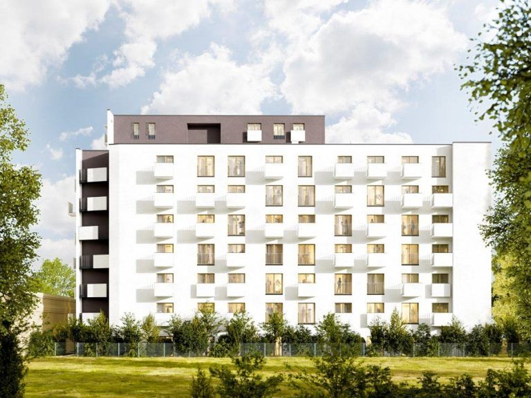 New investment in the Praga district of Warsaw