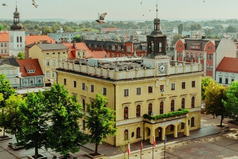 BGK and EIB with a programme for medium-sized cities. Ostrow Wielkopolski was the first to benefit