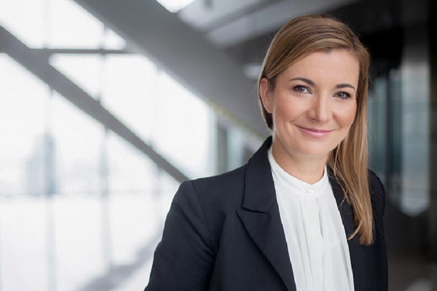 Karolina Galas szefowa poznańskiego biura CBRE