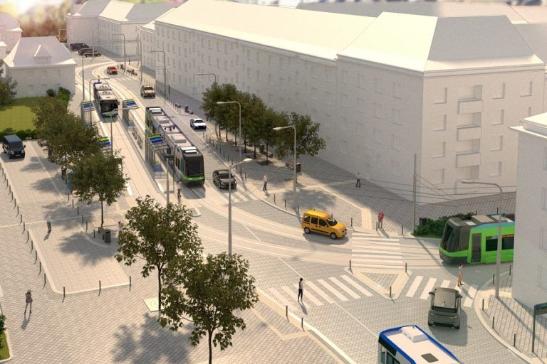 Key tram investment in Szczecin with a selected contractor