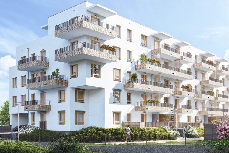 Bouygues Immobilier launches its eighth project in Wrocław