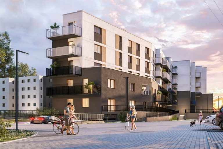 How much do the cheapest new flats cost?