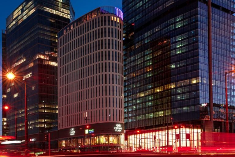 C&W: supply on the hotel market in Warsaw to grow by ~6.1% in 2021-2022