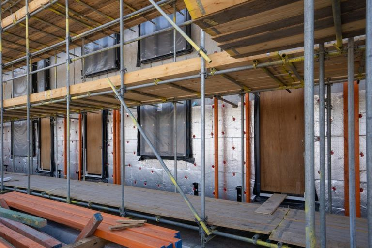 New requirements when modernising homes