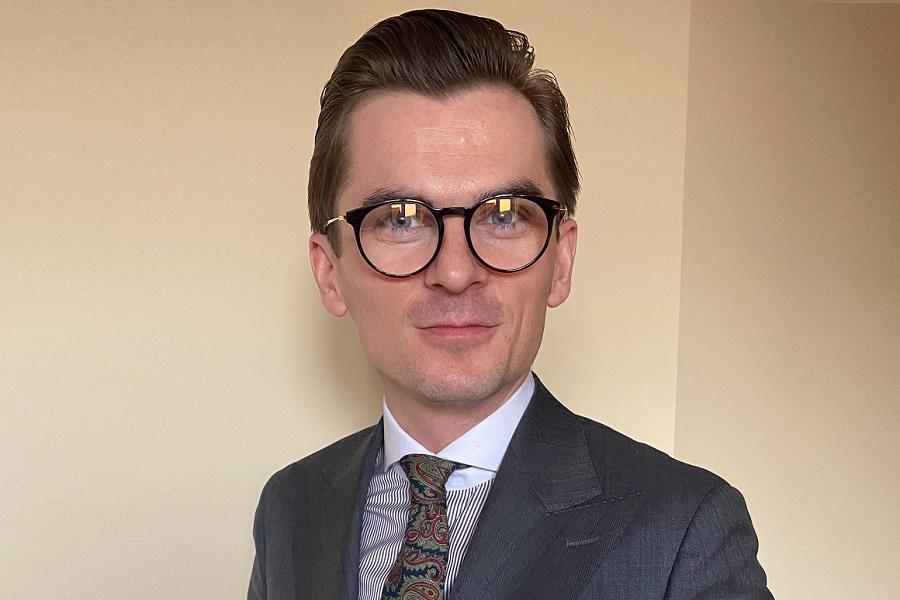 Tomasz Porowski CEO Pantera Invest