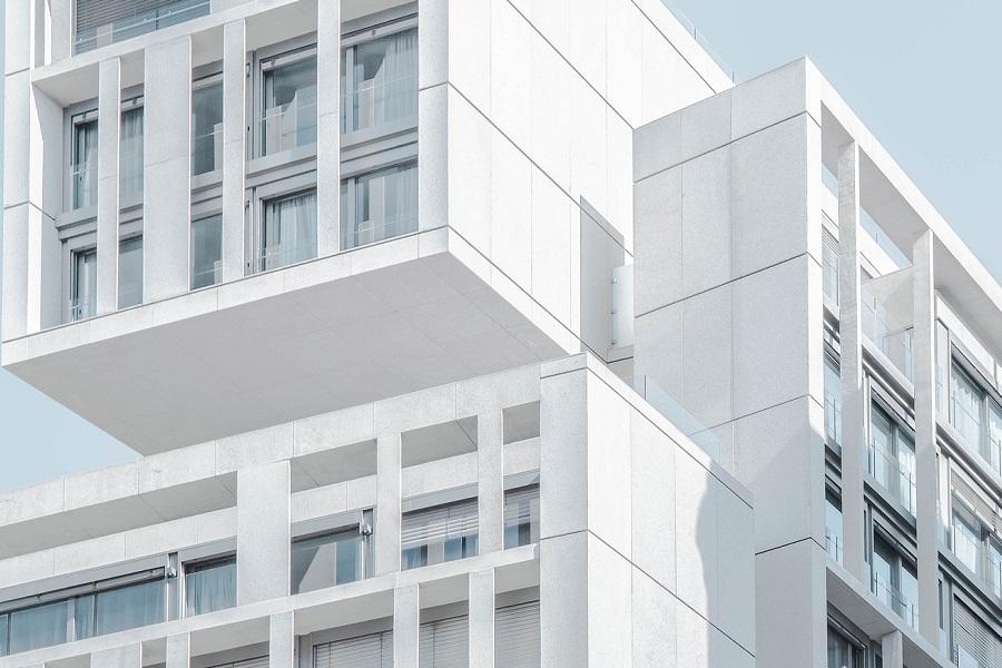 nowoczesny apartamentowiec
