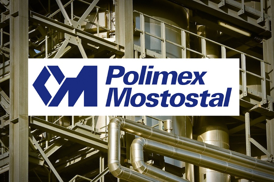 polimex mostostal logo