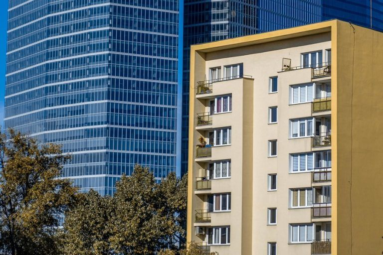 In Warsaw, new flats already cost over PLN 10,000/sqm in half of the districts
