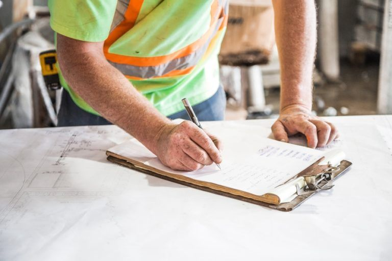 National Labour Inspectorate inspections revealed many irregularities at small construction sites