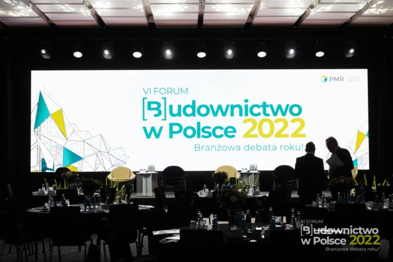 """The sector at the threshold of large investments in the time of turbulence on the construction materials market. The annual industry debate """"6th Forum Building Sector in Poland"""" is behind us!"""